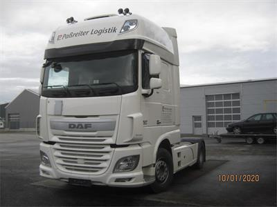 Sattelzugmaschine DAF XF 510 FT Super Space Cab